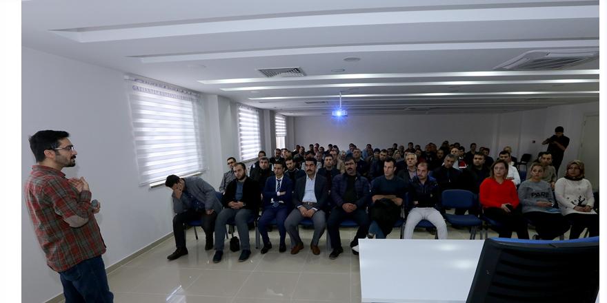 Kazan yakanlara seminer