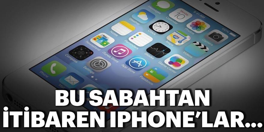 Apple iOS 12.1.1 güncellemesini yayınladı!