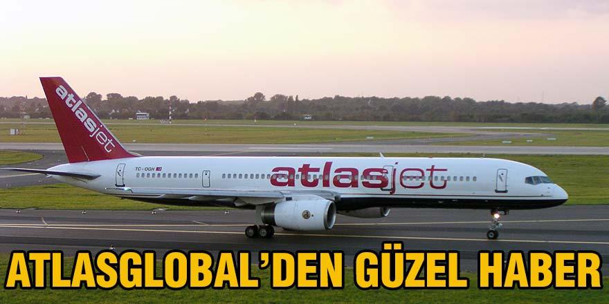Atlasglobal'den güzel haber