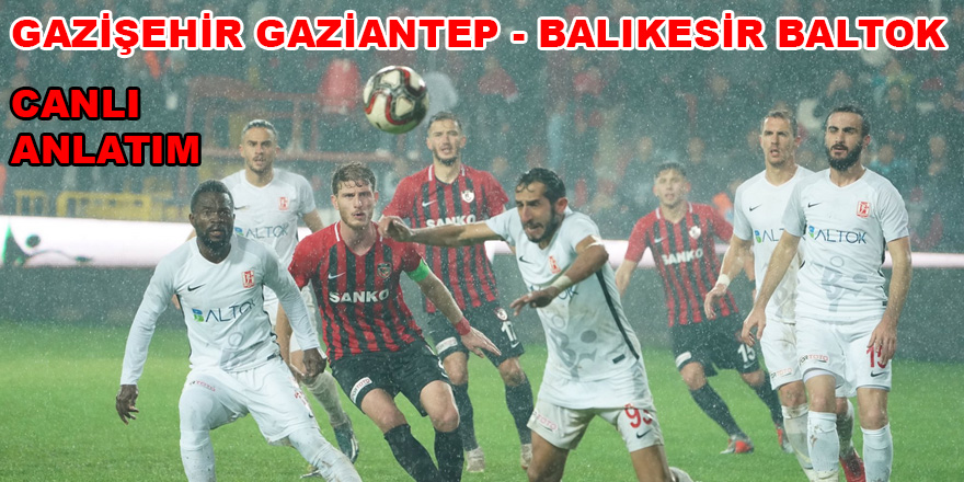 BALIKESİR FARKI 2'YE ÇIKARDI 0-2