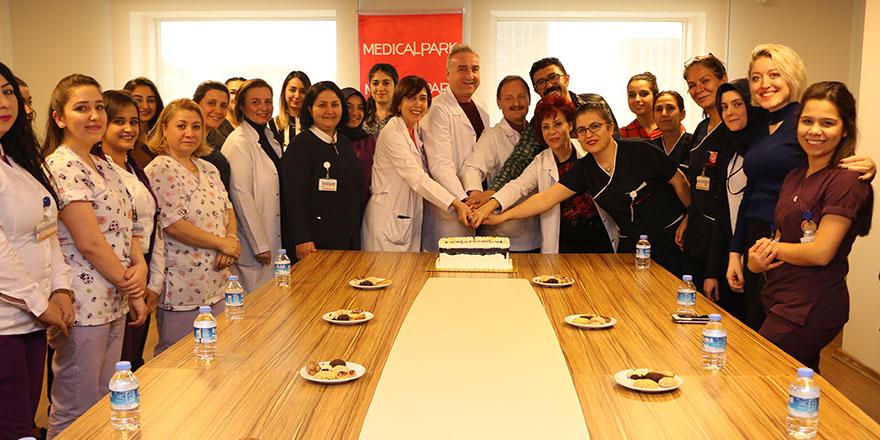 Medical Park'tan başarı alkışı