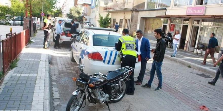 Motosiklet hırsızlarına geçit yok