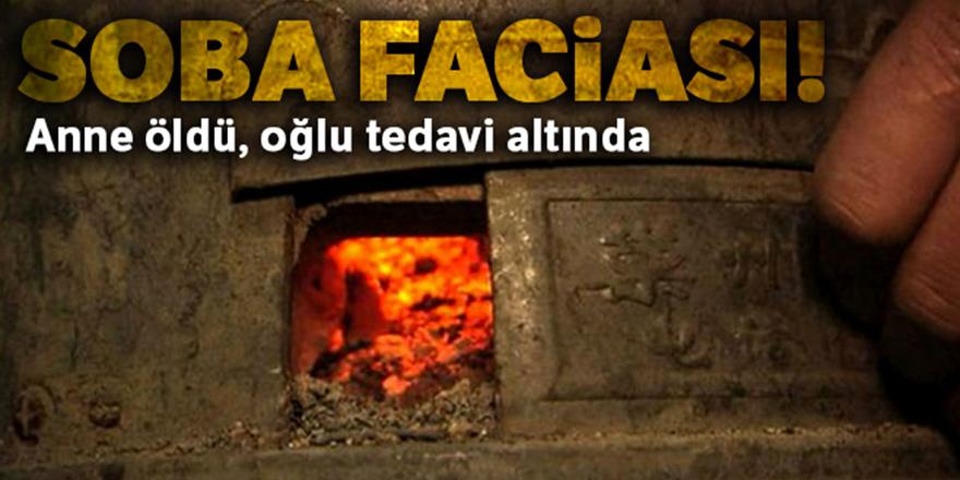 Gaziantep'te soba faciası