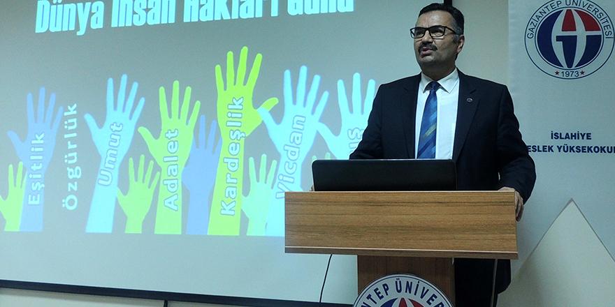 İnsan hakları semineri