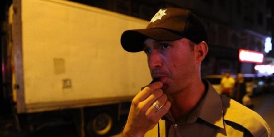 Bekçiler kaçak sigara ele geçirdi