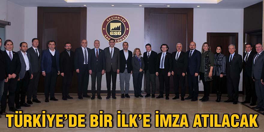 Türkiye'de bir ilk'e imza atılacak