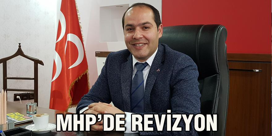 MHP'de revizyon