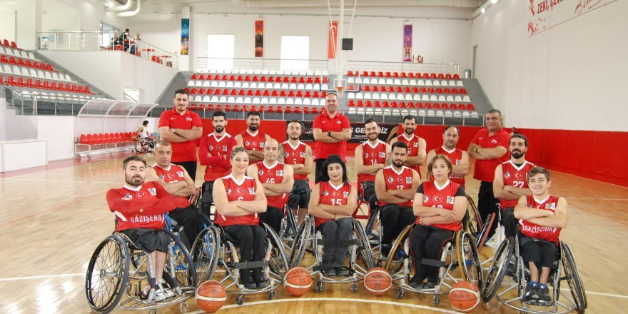 BASKETBOLDA GAZİŞEHİR FIRTINASI