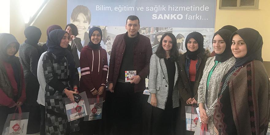Sanko Osmaniye'de stand açtı