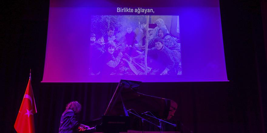 Tuluyhan Uğurlu'dan Kurtuluş Konseri