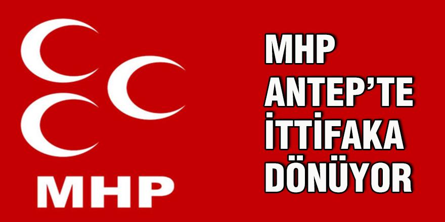 MHP Antep'te ittifaka dönüyor