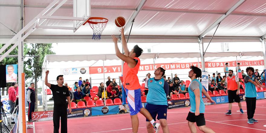 Basketbolcu havuzu tarama programı