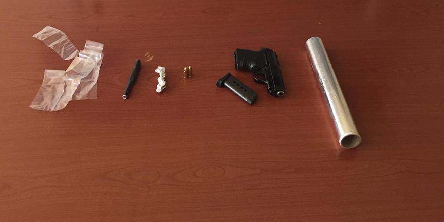 Nizip'te uyuşturucu operasyonu
