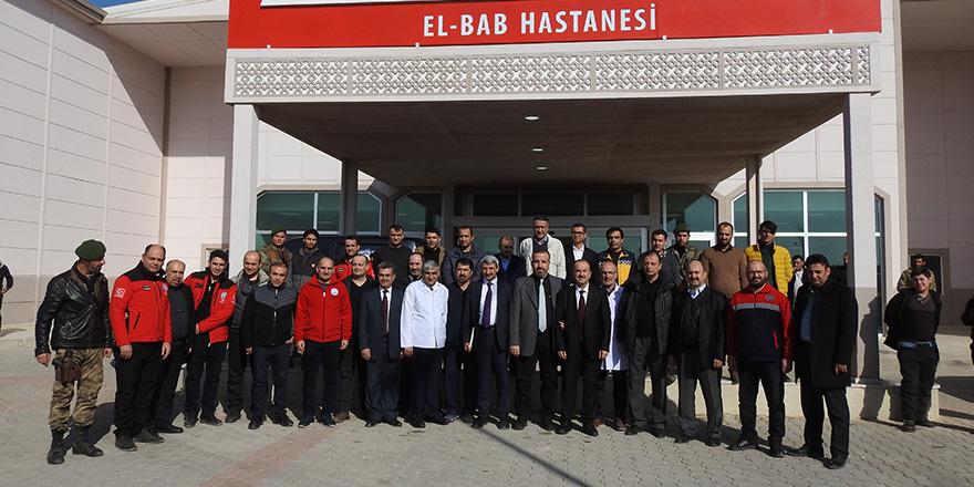 112 komuta merkezi faaliyete geçti
