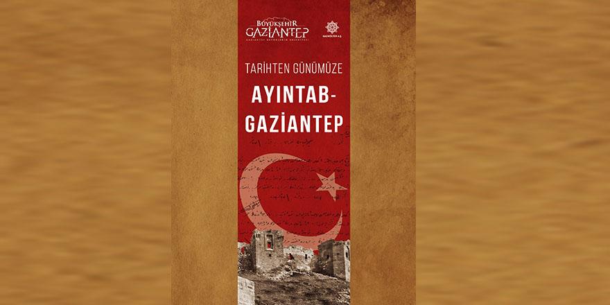 Tarihten Günümüze Ayıntap-Gaziantep kitabı çıktı