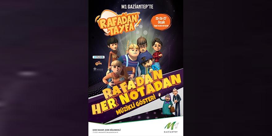Rafadan Tayfa M1'de