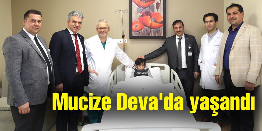 Mucize Deva'da yaşandı
