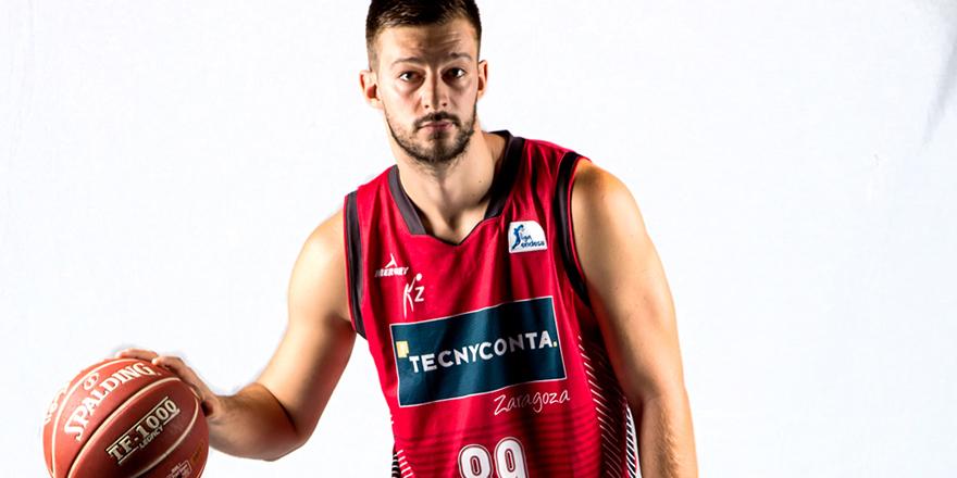 Gaziantep Basketbol'a süper forvet