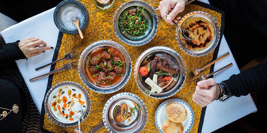 İstanbul'da yemek festivali