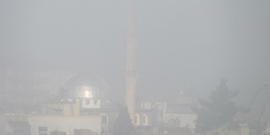 Araban'da yoğun sis