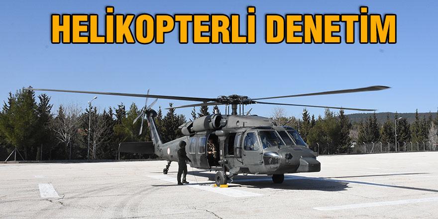 Helikopterli denetim