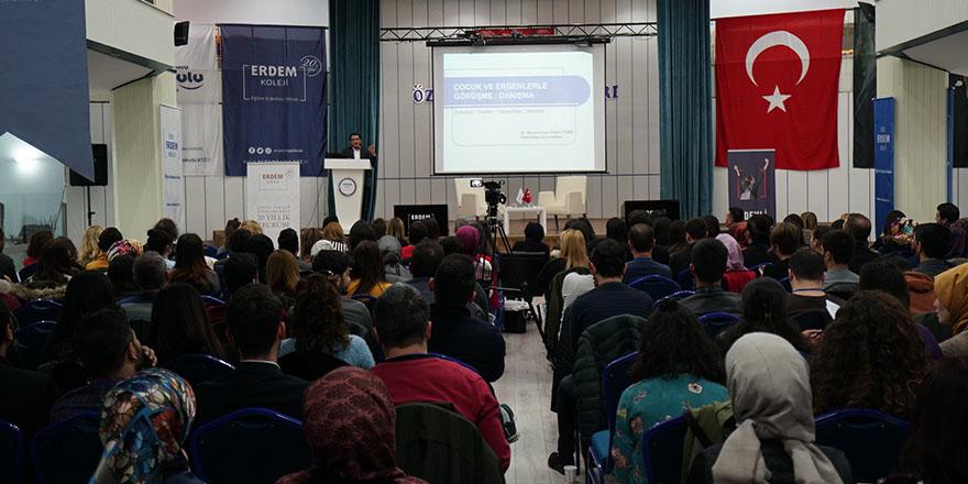Erdem'de önemli seminer