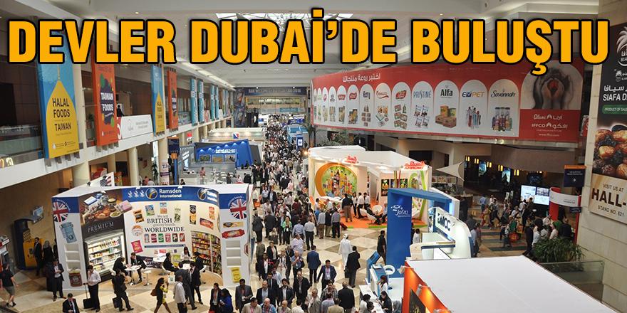 Devler Dubai'de buluştu