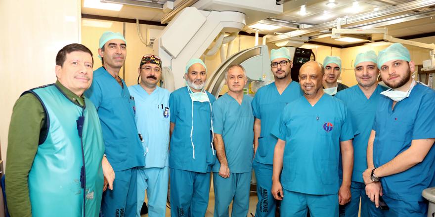 Yabancı doktorlara eğitim