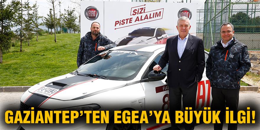 Gaziantep'ten Egea'ya Büyük İlgi!