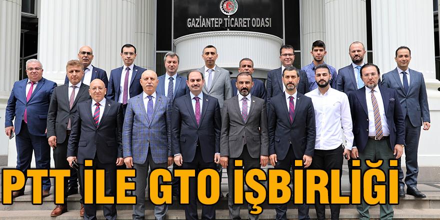 PTT ile GTO işbirliği