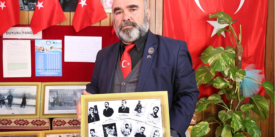 Ermeni arşivini açtı