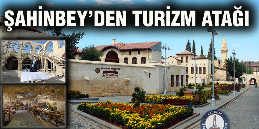 Şahinbey'den turizm atağı