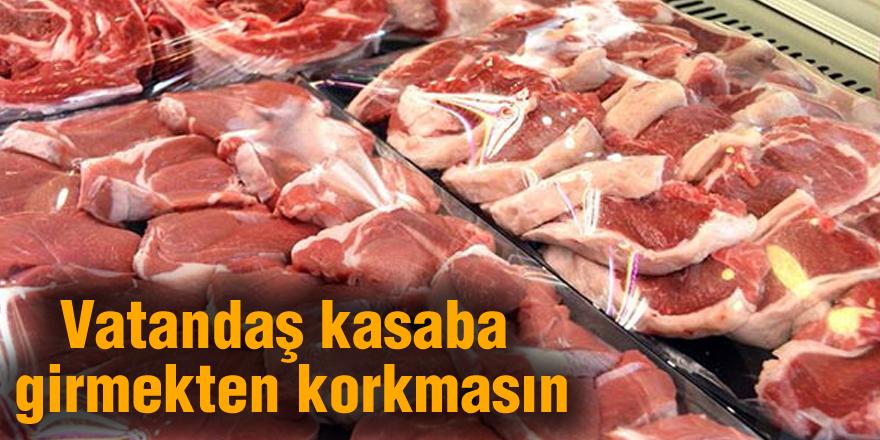 Ramazanda kırmızı ete zam yok
