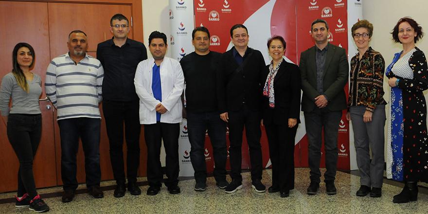 Anestezi uzmanları Gaziantep'te buluştu