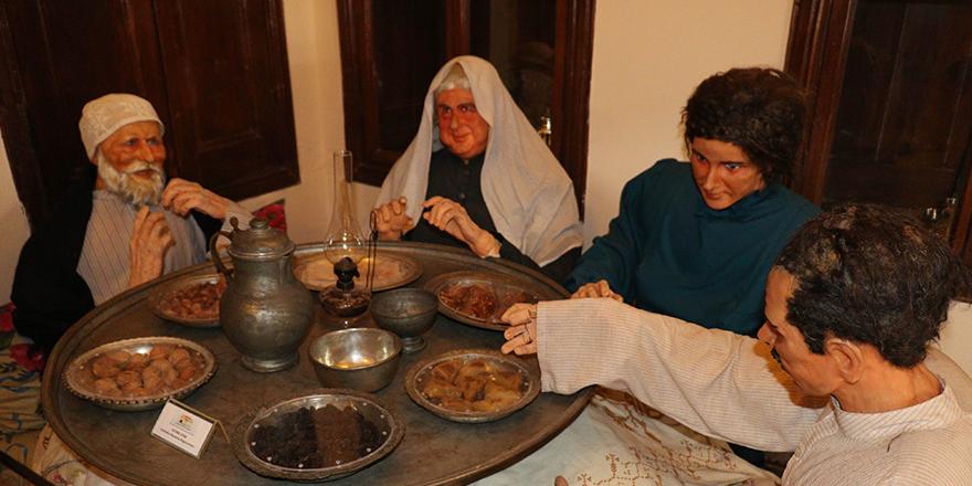 Yemek kültürüne müze desteği