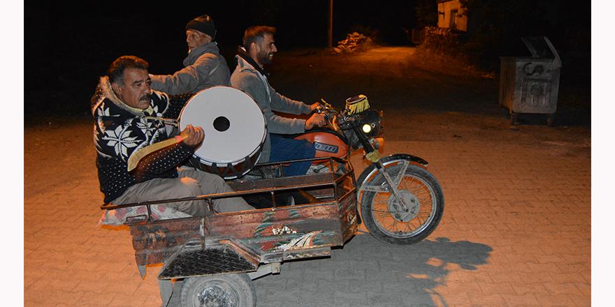 Motosikletli davulcular