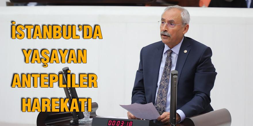 İstanbul'da yaşayan Antepliler harekatı
