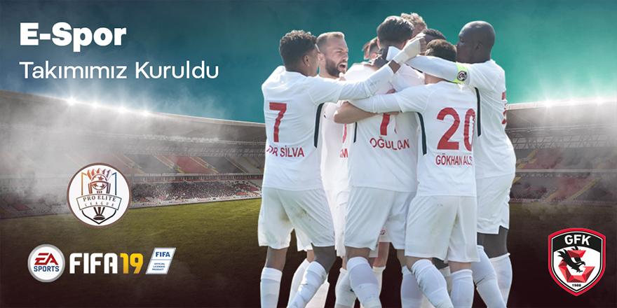 Gazişehir e-spor turnuvasında