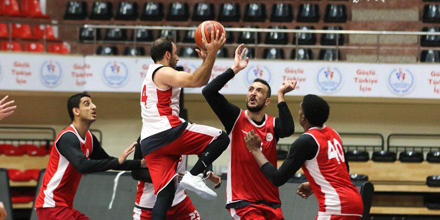 Basketbol'da Galatasaray karşısına çıkıyoruz