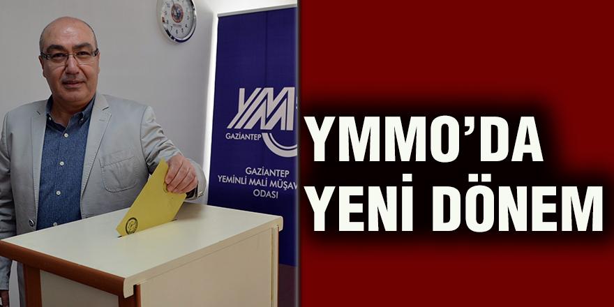 YMMO'da yeni dönem