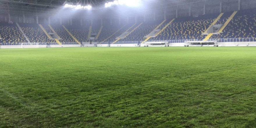 Osmanlı maçının stadı değişti