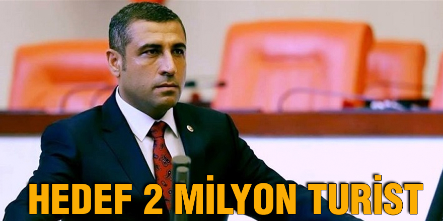Hedef 2 Milyon turist