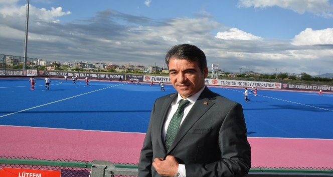 Gaziantep'in hokey hedefi Avrupa şampiyonluğu