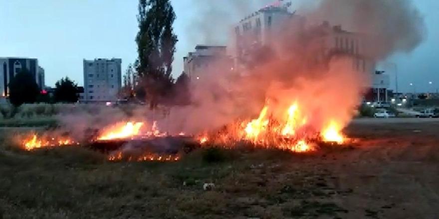 Yangın paniği