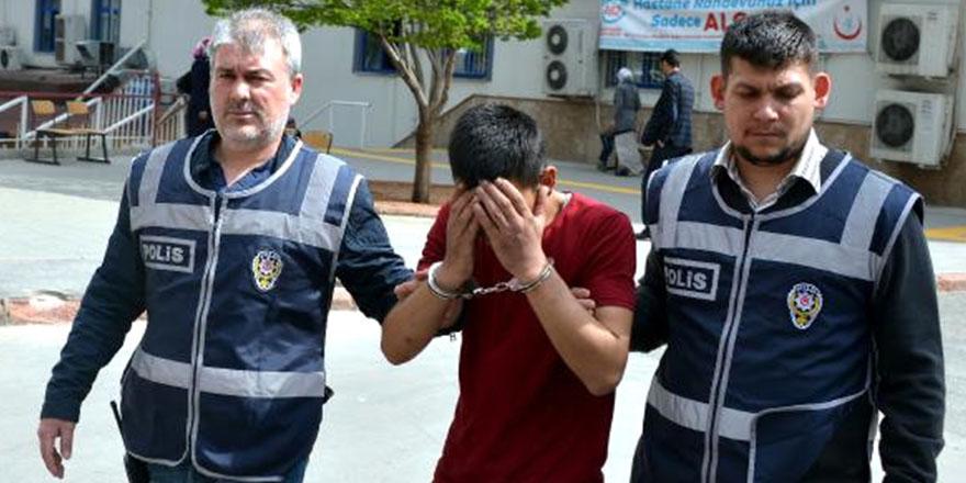 Beykent'in hırsızları yakalandı