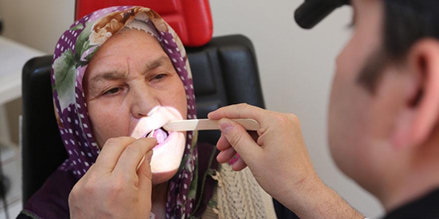 Kırılan dişinden dil kanseri oldu
