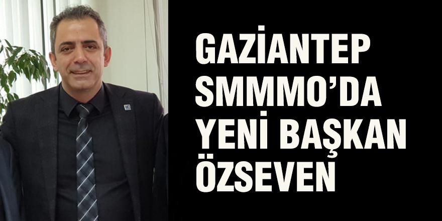 Muhasebecilerin yeni başkanı Özseven