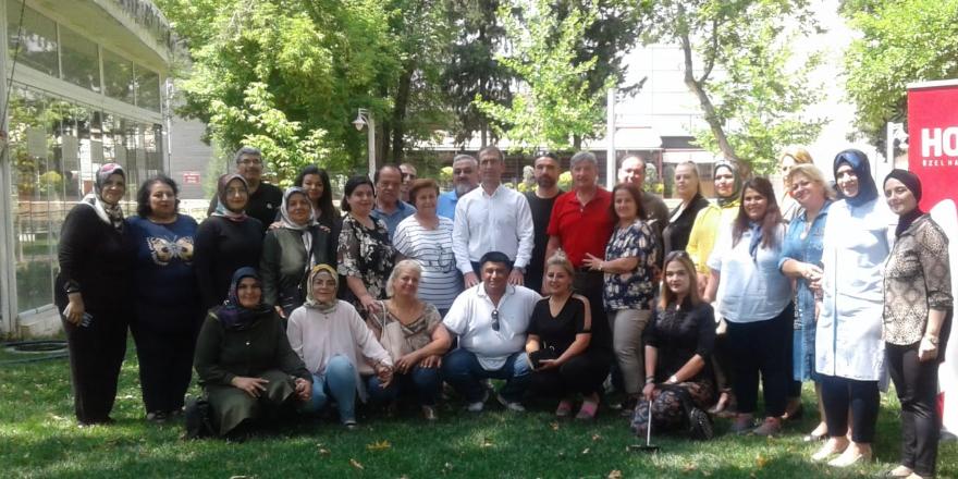 HATEM'de büyük buluşma