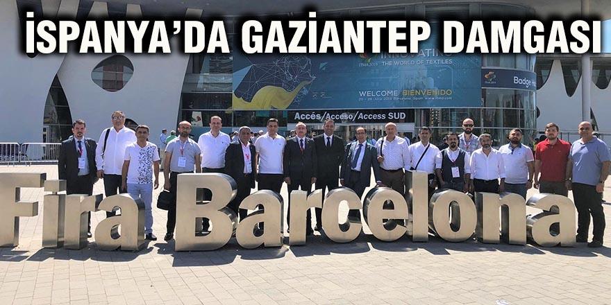 İspanya'da Gaziantep damgası