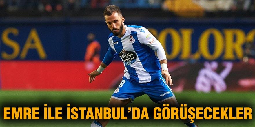 Emre ile İstanbul'da görüşecekler